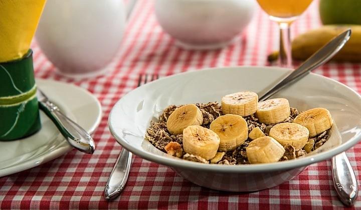 magnesium banana breakfast