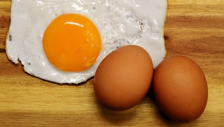 protein eggs ägg