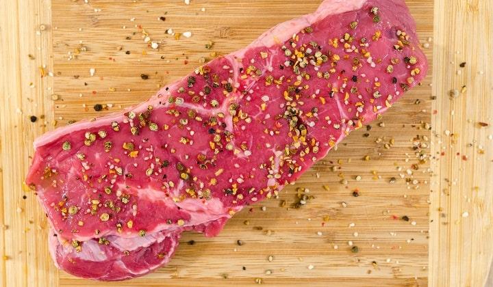 protein meat kött